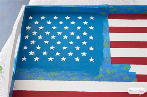 28 american flag paint colors behr diy wooden handprint american flag at the picket fence