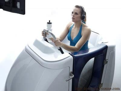 j ai test 233 une s 233 ance d aquabiking en cabine 233 vitez