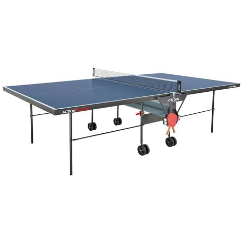 stiga privat roller ping pong table price stiga action roller indoor table tennis table