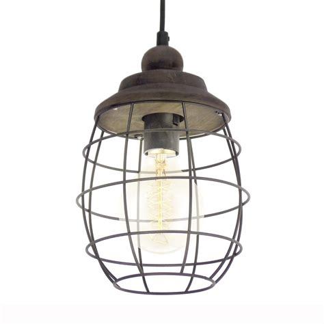 Eglo 49219 Bton Patina Brown Lantern Style Pendant Light Lantern Style Pendant Lights