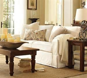 pb comfort square slipcovered sofa pottery barn sofas
