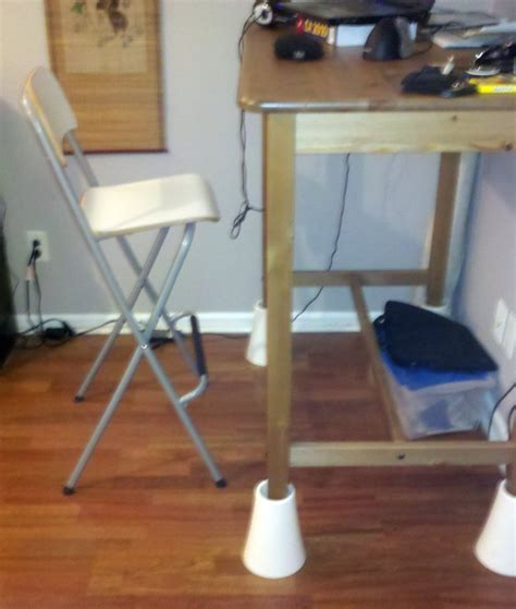 How To Build A Standing Desk Standingdesk Stand Up Desk Ikea