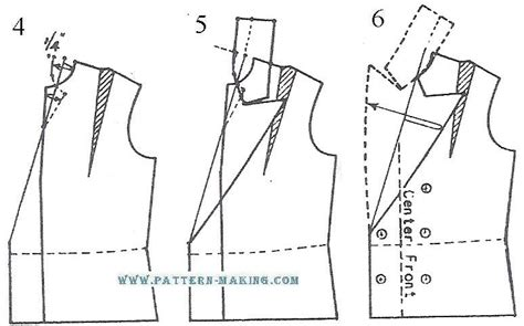 pattern making of jacket drafting double breasted jacket pattern making com