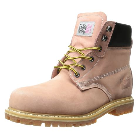 womans steel toe boots womens steel toe work boots yu boots