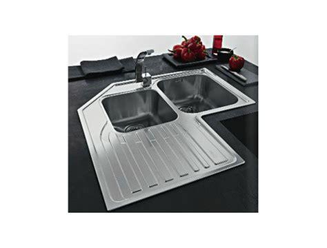 lavello cucina angolo lavello cucina d angolo in acciaio inox satinato franke