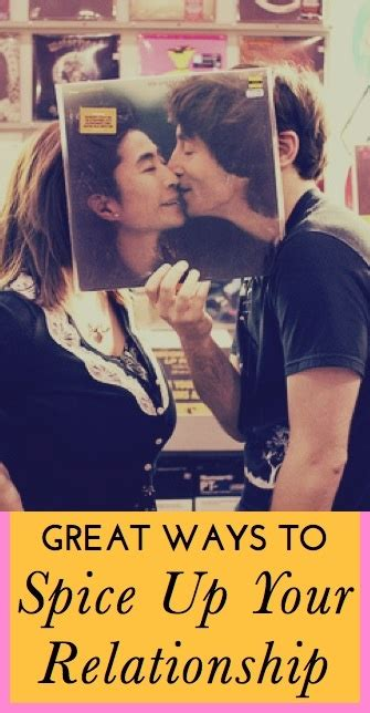 Tips Spice Up Your by Relationship Experts Give Their Go To Advice For Spicing