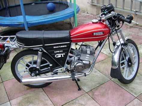 50ccm Motorrad Fantic by Fantic Classic Motorcycles Classic Motorbikes