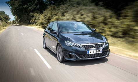 peugeot first car one sickeningly good pug peugeot 308 gti 270 first drive