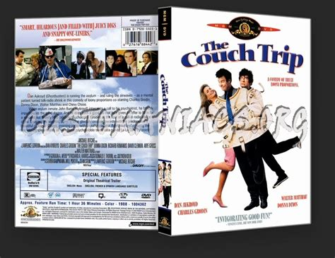couch trip movie the couch trip dvd cover dvd covers labels by