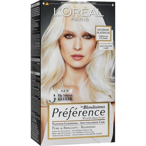 photos of extreme platinum blond hair hair care my platinum statement platinumlatte of loreal