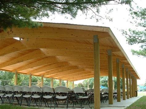 tettoie legno lamellare tettoie in lamellare tettoie da giardino come