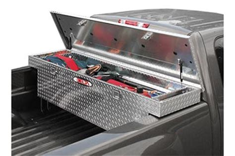 small truck bed tool box delta gen ii single lid truck tool box delta aluminum