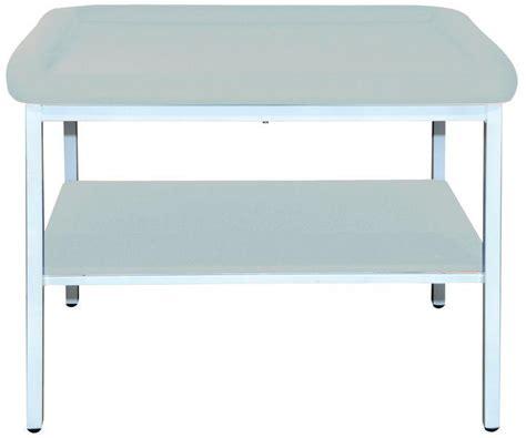 table examen gyneco table p 201 diatrique 192 tiroir et porte rouleau en option