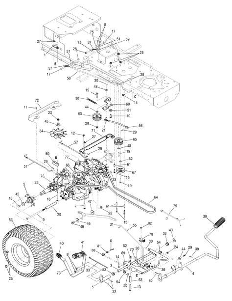 cub cadet lt1042 parts diagram cub cadet hydrostatic transmission diagram car interior