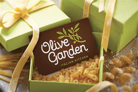 Gift Card Olive Garden - gift card de olive garden de 10 gratis cuponeandote