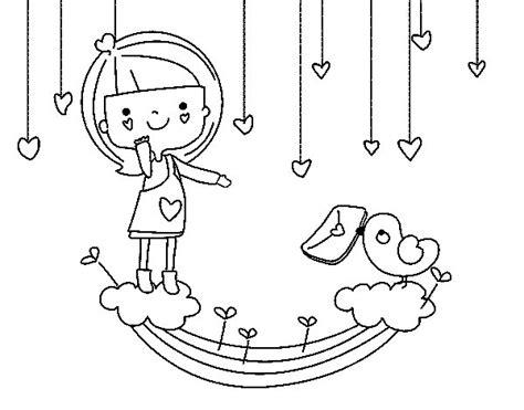 lettere di san valentino disegno di lettera di san valentino da colorare acolore
