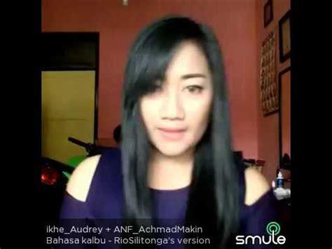 bahasa kalbu karaoke bahasa kalbu titi dj by ikhe audrey