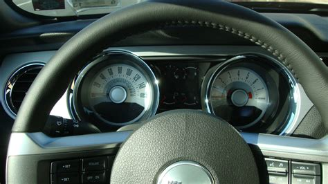 2012 Ford Mustang Interior by 2012 Ford Mustang Interior Pictures Cargurus