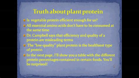 vegetables vs protein vegetable protein vs animal protein