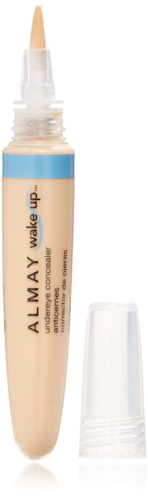 almay line smoothing concealer light 100 amazon com almay clear complexion concealer corrector