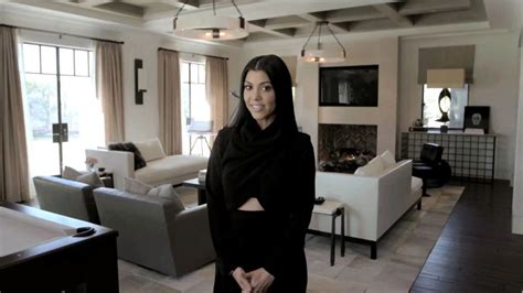 Interior Design For Bathrooms by Watch Cover Shoots Inside Kourtney Kardashian S Home For