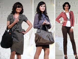 Tas Laptop Profesional Muda Tst033 wanita terkini tips fashion untuk ibu bekerja