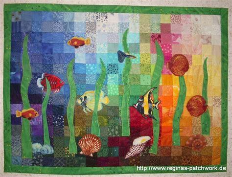 patchwork wandbehang wandbeh 228 nge und decken reginas patchwork