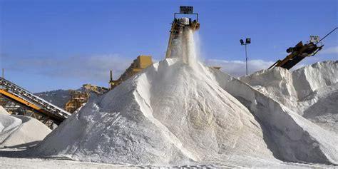 cava di ghiaia prodotti riempimento stabilizzato ghiaia pietrisco sabbia