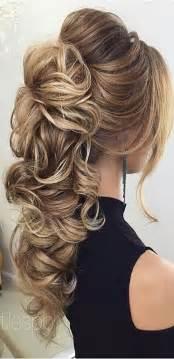 25 best wedding hairstyles long ideas on