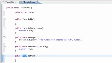 getter setter java definition intro to java programming 25 getters setters youtube