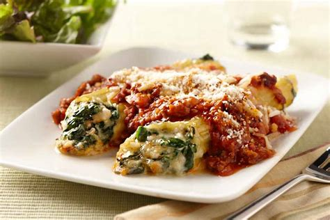 mr e s manicotti ae dairy recipes