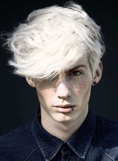 guy haircuts blonde 15 blonde guy hairstyles mens hairstyles 2018