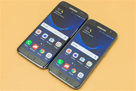 Samsung S7 Edge samsung galaxy s7 and s7 edge review the galaxy s6 2 0