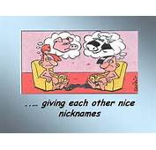 Funny Marriage Cartoons Wedding Jokes