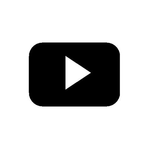 black youtube transparent youtube play logo www imgkid com the image