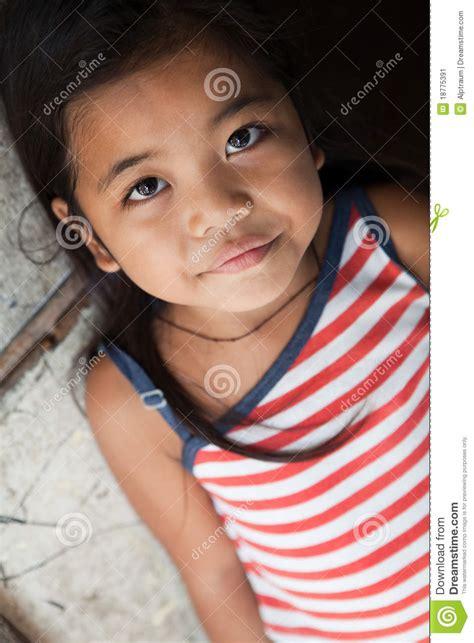 underaged filipino girls pretty philippine girl portrait stock image image 18775391