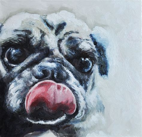 blindness in pugs blind pug 10 by 10 an exle of what you can bid on for the semiahmoo house