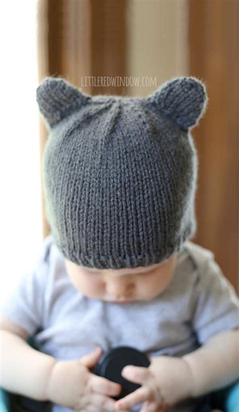 tiny baby hat knitting pattern baby hat a knitting pattern by window