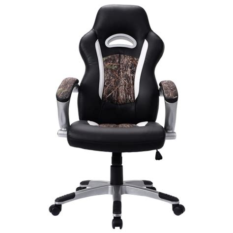 Modern Leather Desk Chair Modern Camo Office Chair Pu Leather High Back Executive Office Desk Images 57 Chair Design