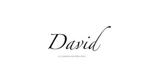 david tattoo david prophet name designs page 3 of 5 tattoos