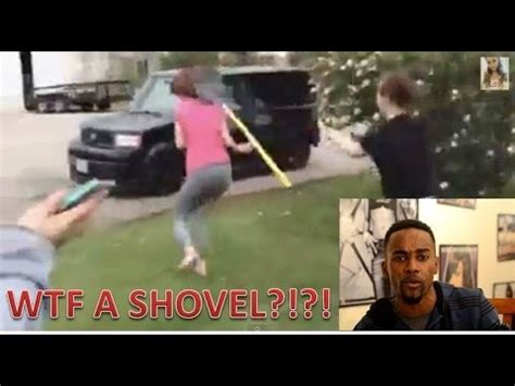 Girl Fight Meme - shovel fight video gallery know your meme
