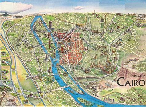 cairo map cairo