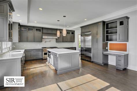 charcoal grey kitchen cabinets charcoal gray kitchen cabinets transitional kitchen