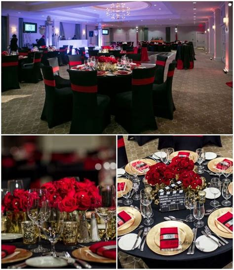 Simple Birthday Party Decorations At Home by Throw A Hollywood Party For Upcoming Award Ceremonies