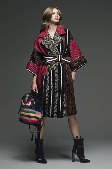 Fendi Kacamata Fashion Wanita 1 fendi pre fall 2015 the cut