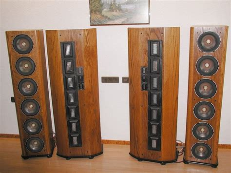 Speaker Advance A 41 infinity reference standard hi fi products