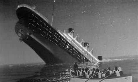 in what year did the titanic sink iceberg that sank titanic was 100 000 years experts