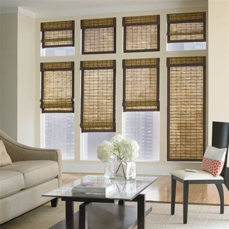 contemporary window blinds bali natural shades contemporary window blinds