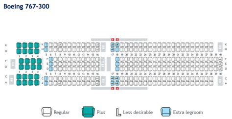 767 300 seating air canada air canada seating chart 763