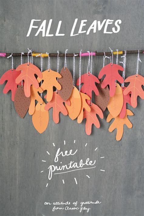 printable fall leaf tags 17 images about free printables on pinterest printable